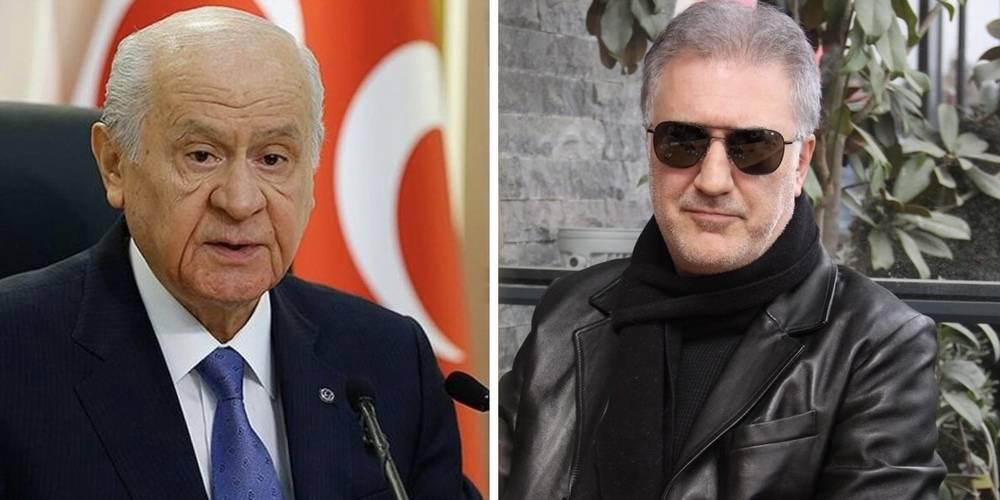 MHP Genel Başkanı Bahçeli'den sanatçı Karadağlı'ya tebrik telefonu