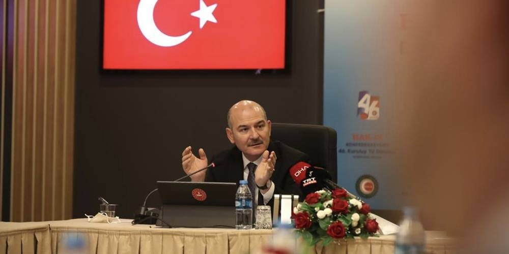 İçişleri Bakanı Süleyman Soylu: Terörü finanse eden, güç veren Avrupadır