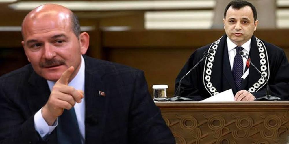 İçişleri Bakanı Süleyman Soylu'dan AYM ile ilgili açıklama: 'Allah hepsini bir fotoğrafta göstermeyi nasip etti'