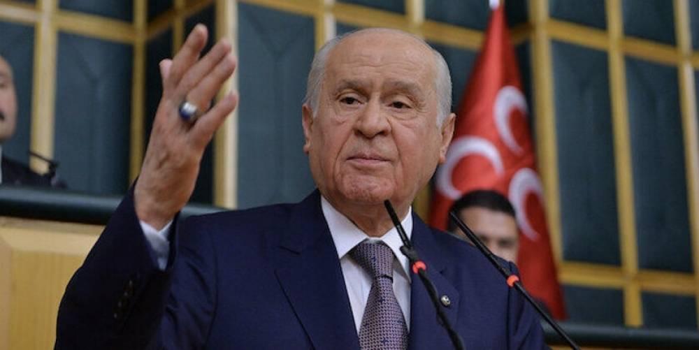 Bahçeli'den Türk Tabipler Birliği açıklaması: Derhal kapatılmalıdır