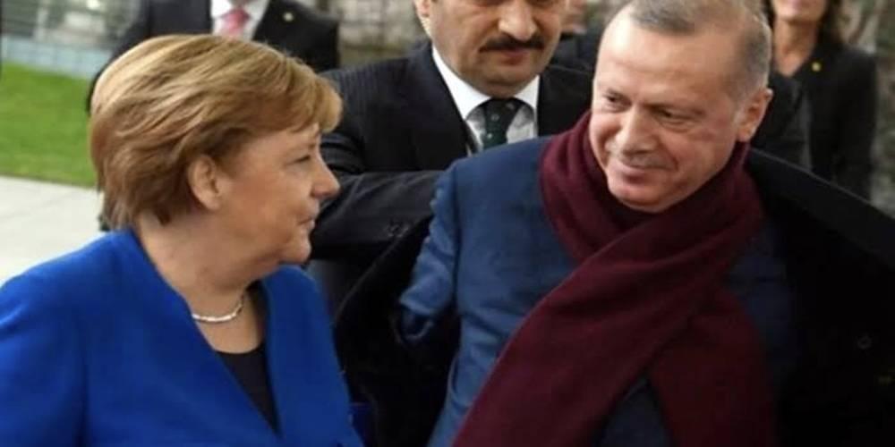 Rumlara göre Türkiye'ye yaptırımı Merkel engelliyor