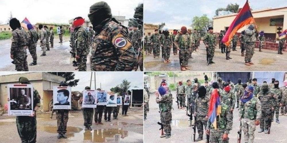 300 PKK'lı terörist Ermenistan'a geçmişti! İşte Ermenistan cephesindeki 300 PKK'lı terörist