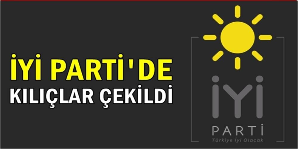 İYİ Parti'de 'liste' tartışması giderek sertleşiyor! Parti'nin kurucuları pasife çekiliyor...