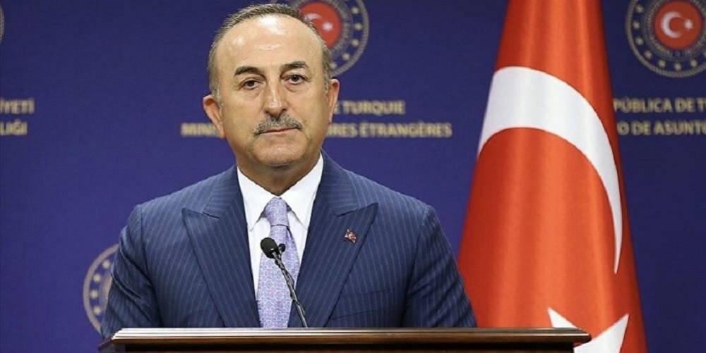 Mevlüt Çavuşoğlu: Yunanistan'ın Ankara Büyükelçisi bakanlığa çağrıldı