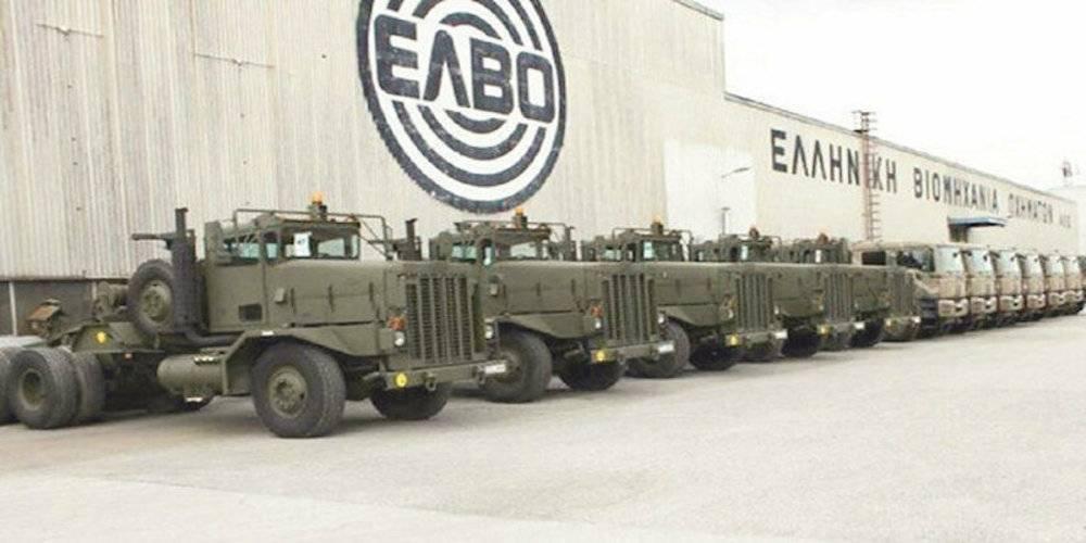 İsrail Yunanistan'da: Zırhlı araç şirketini satın aldı