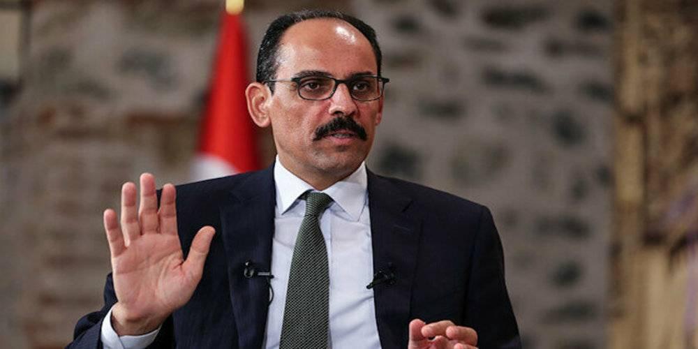 Sözcü Kalın, Serrac'ın istifa kararını değerlendirdi: Libya ile anlaşmalar etkilenmez