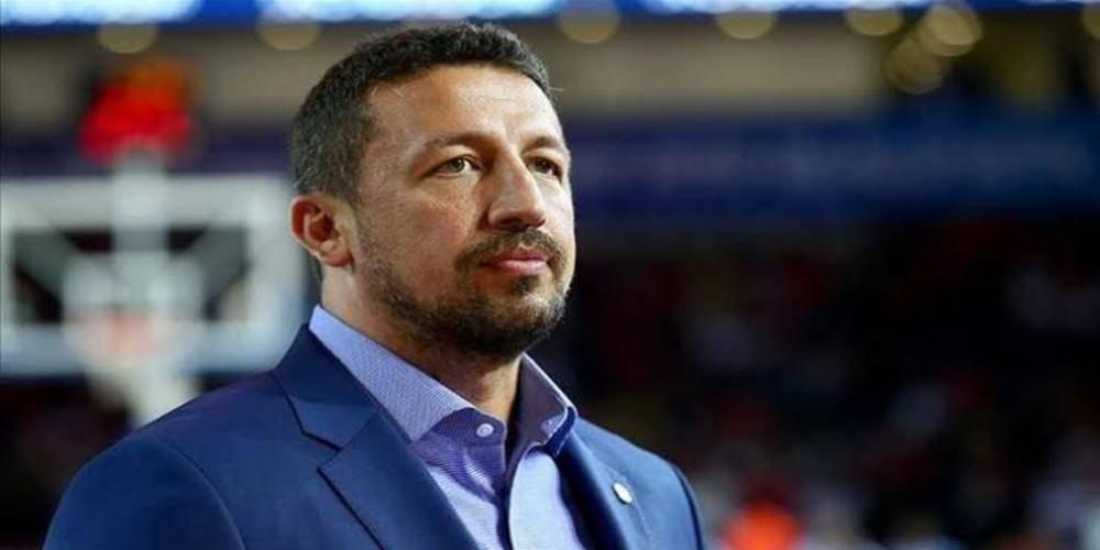 Hidayet Türkoğlu: Basketbolda ilk yarı maçları seyircisiz oynanacak