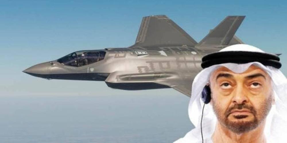 ABD'den BAE'ye kötü haber! İsrail, ABD'nin BAE'ye F-35 satışına sıcak bakmıyor