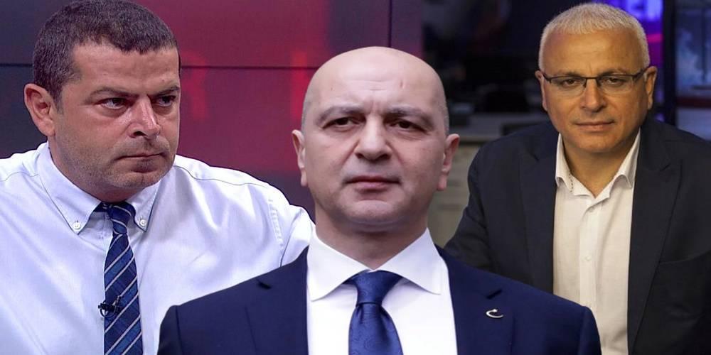 """Cüneyt Özdemir sordu, Merdan Yanardağ sustu! """"TELE 1 televizyonunu nasıl kurdun, kaynağı nereden buldun ve nasıl finanse ediyorsun?"""""""
