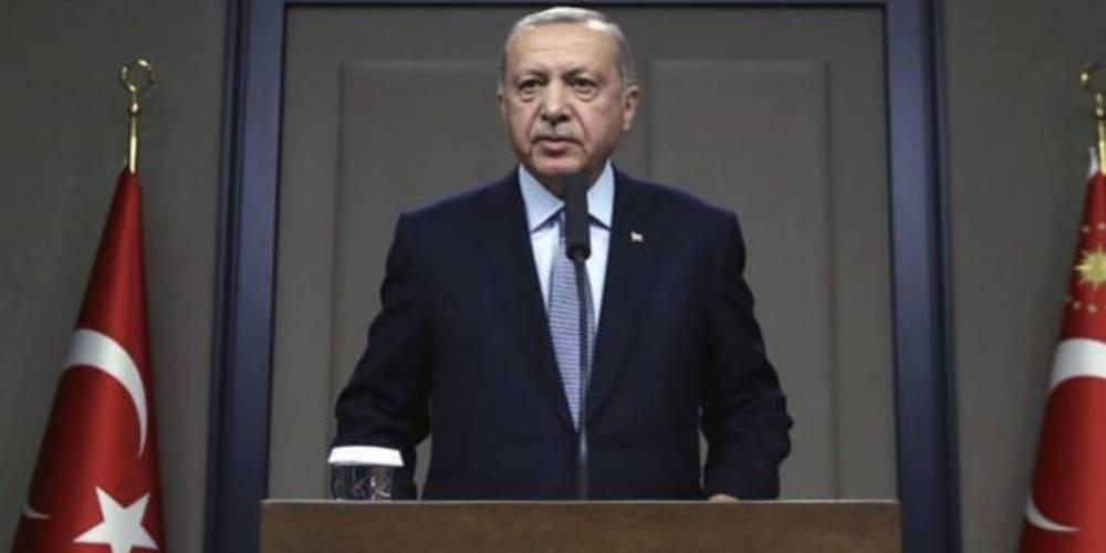 Bloomberg'den Erdoğan analizi 'Türkiye çok güçlü donanma kuruyor'