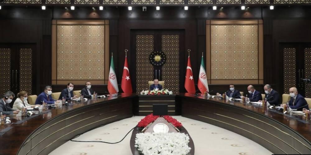 Türkiye ve İran'dan teröre karşı ortak operasyon kararı