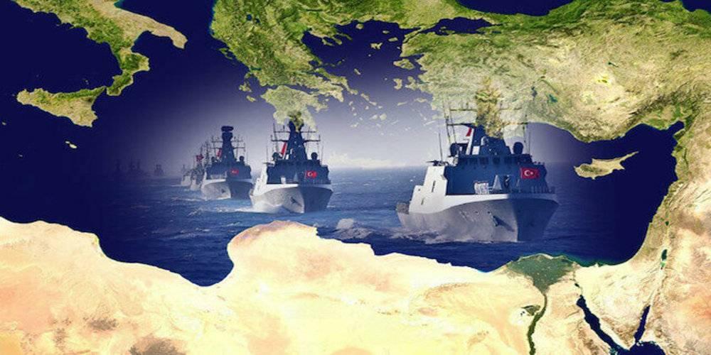 AK Parti'den Doğu Akdeniz mesajı: Bugün İzmir'deki kararlılığı iyi görsünler