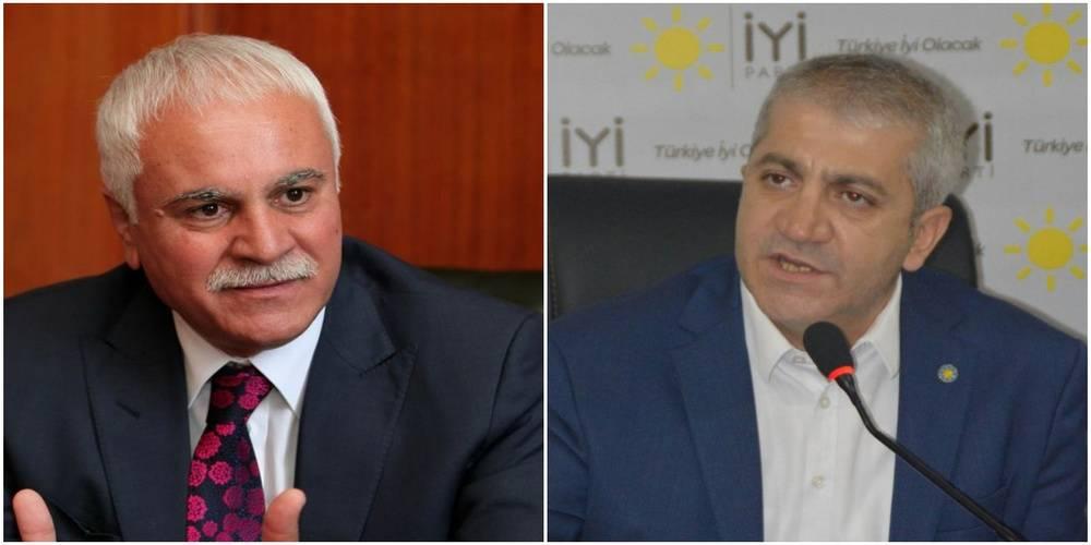 'İP'ler gerildi! İYİ Parti Genel Başkan Yardımcısı Yavuz Temizer, Teşkilat Başkanı Koray Aydın'a 'hodri meydan' dedi