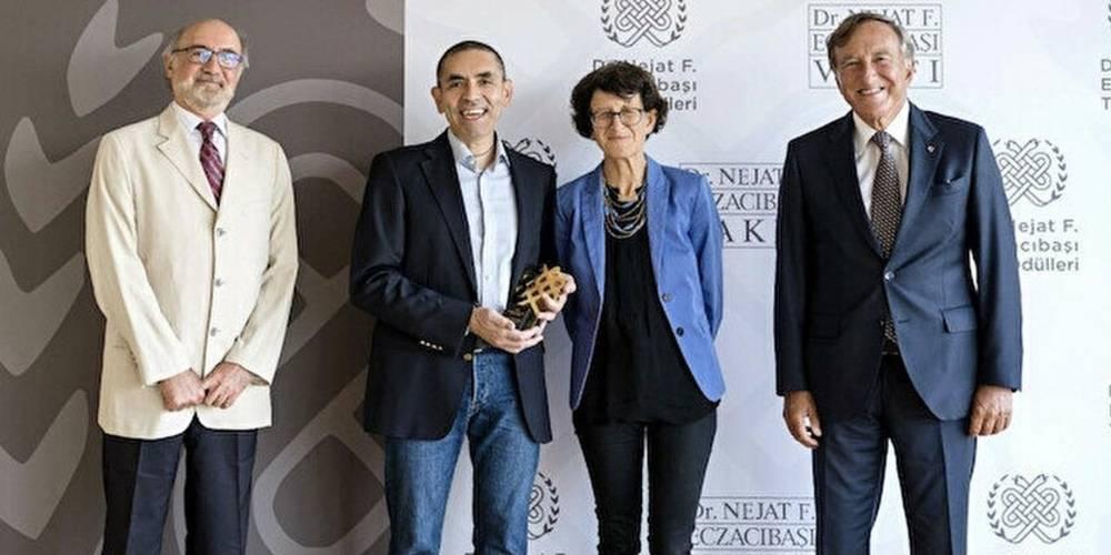 Dr. Nejat F. Eczacıbaşı Tıp Ödülleri, sahiplerini buldu