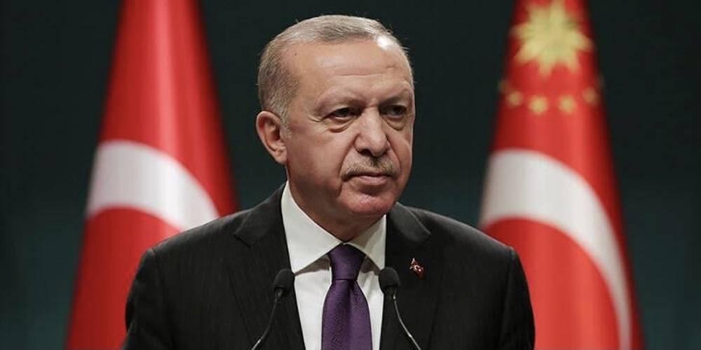 Cumhurbaşkanı Erdoğan'da ABD dönüşü net mesajlar: Yok Kürt sorununu çözmektir, yok şudur, yok budur… Türkiye'de böyle bir sorun yok