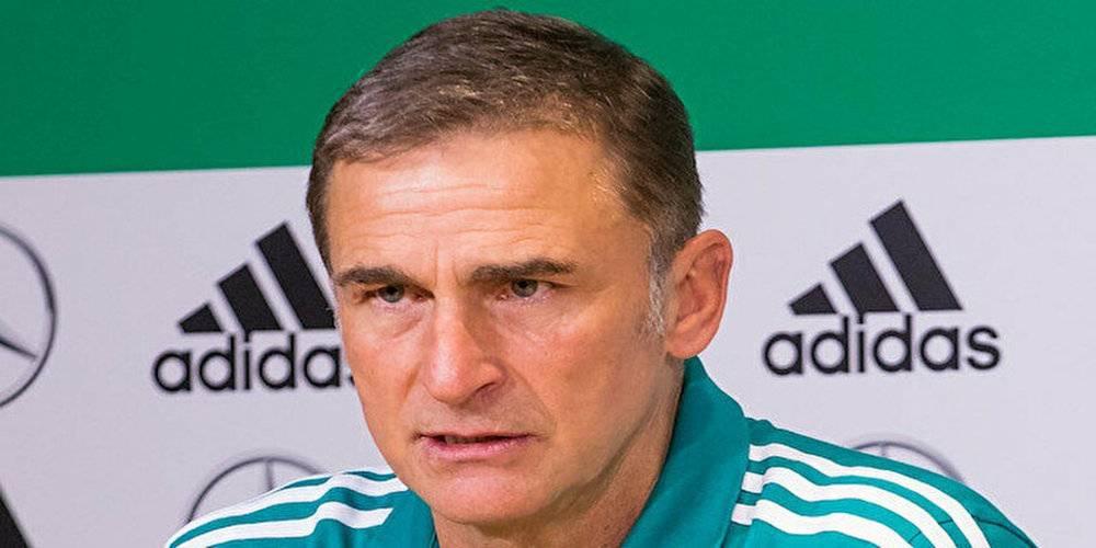Türkiye A Milli Futbol Takımının teknik direktörü Stefan Kuntz oldu