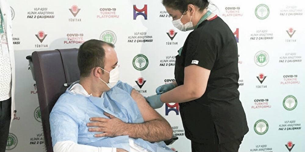 Mutasyona 1 hafta da çare! Yeni VLP aşısı FAZ-3 e geçiyor