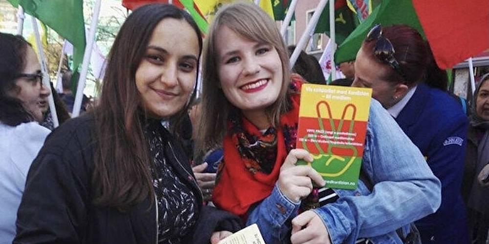 Norveç Meclisi'ne iki PKK'lı vekil