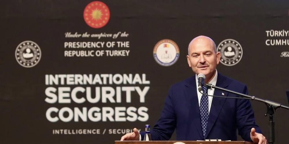 İçişleri Bakanı Soylu: Bizim terörle mücadelede kullandığımız yöntemi ne PKK takip edebilir ne de onların akıl hocaları, batı istihbaratı takip edebilir