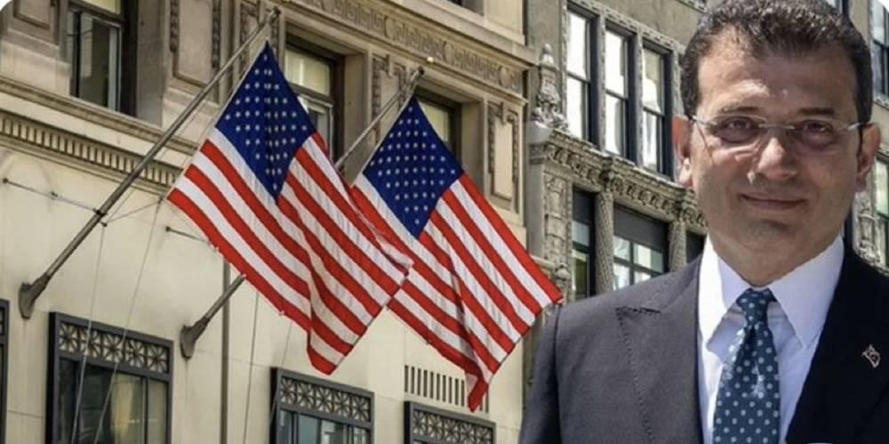 Ekrem İmamoğlu ABD'de temsilcilik açıyor!