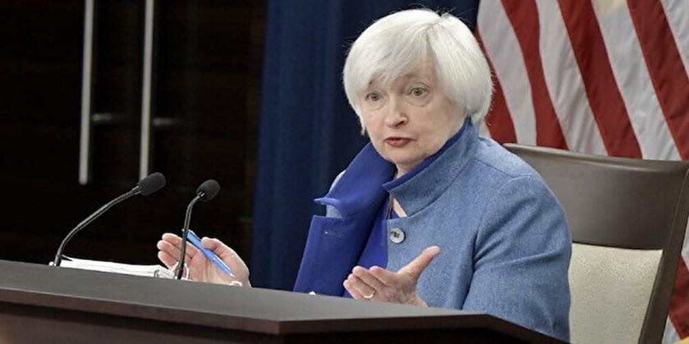 ABD Hazine Bakanı Janet Yellen: Tarihi bir mali kriz ortaya çıkabilir!