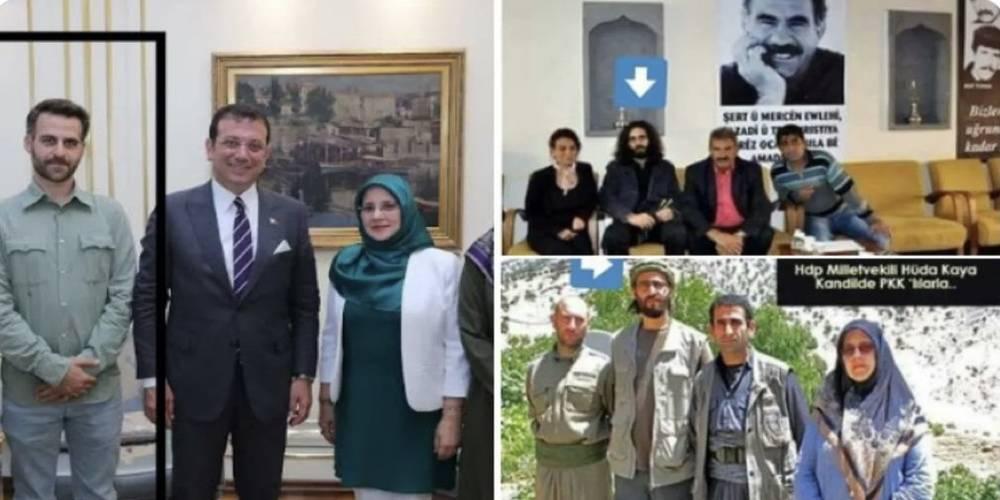 İBB Başkanı İmamoğlu HDP'ye diyet ödemeye devam ediyor!